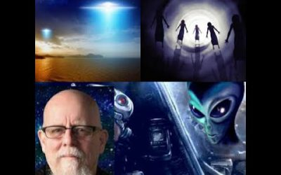 Overlords of the Singularity/Manipulation of Humankind by UFO Intelligences with Russell Brinegar