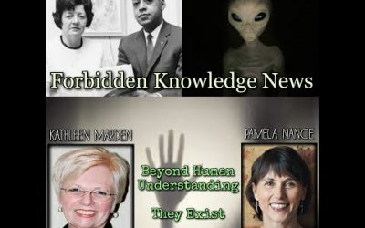 Beyond Human Understanding/They Exist with Kathleen Marden and Pam Nance