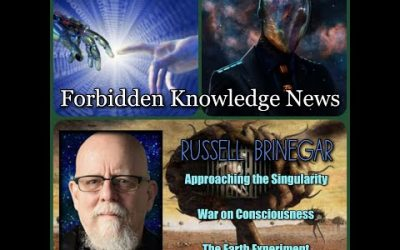 Approaching the Singularity/War on Consciousness/The Earth Experiment with Russell Brinegar