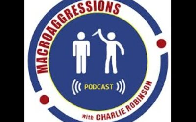 Macroagressions Podcast – The Original Conspiracy Theory| Cory Hughes