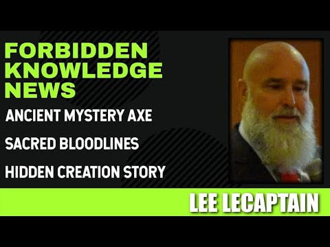 ancient mystery axe sacred bloodlines hidden creation story with lee lecaptain