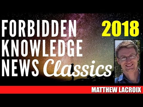 FKN Classics: Forbidden History – Watchers/Nephilim – Higher Consciousness with Matthew Lacroix