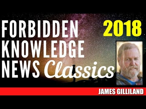 FKN Classics: Ongoing Intergalactic War for Control of Humanity with James Gilliland
