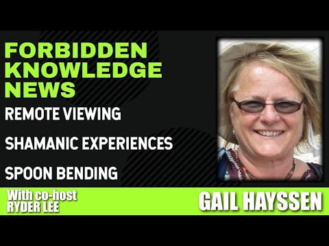 Remote Viewing – Shamanic Experiences – Spoon Bending with Gail Hayssen